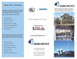 Sigmanetics Release