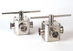 3A sanitary valves
